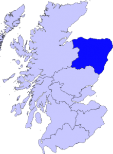 Grampian region - Aberdeenshire
