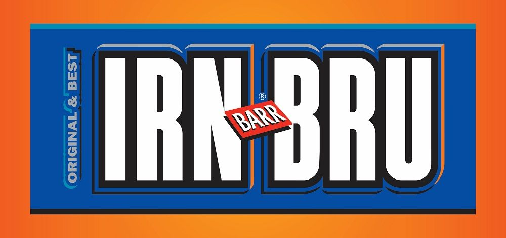 Irn Bru the pride of Scotland
