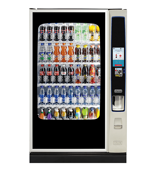 vending machine aberdeen